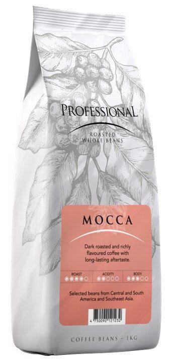 Professional Mocca 1kg