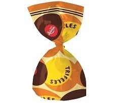 "Šokolādes konfektes ""Trifeles"" Laima 1 kg"