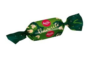 """Šokolādes konfektes """"Vāverīte"""" Laima 1 kg"""