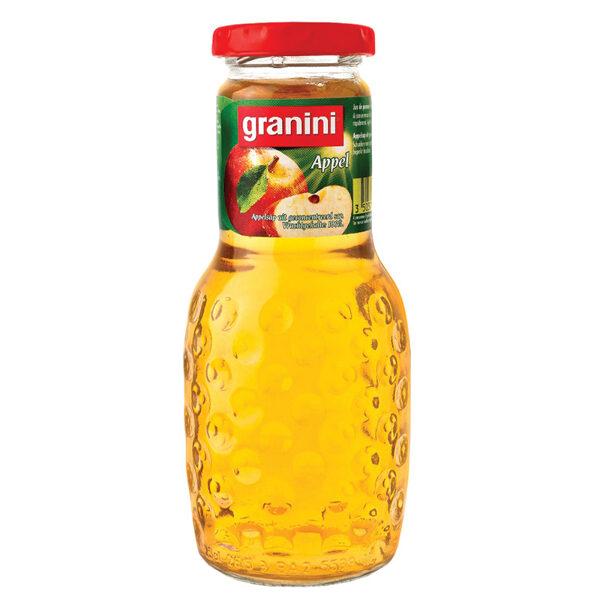 Ābolu sula Granini 0.25ml/stikls