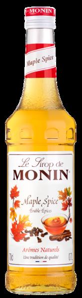 Sīrups ar kļavas sīrupa garšu Monin 0.7L