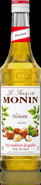 Sīrups lazdu riekst Monin 1L