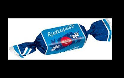 """Šokolādes konfektes """"Rudzupuķe"""" Laima 1 kg"""