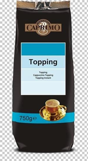 Piena pulveris kapučīno CAPRIMO TOPPING 750g