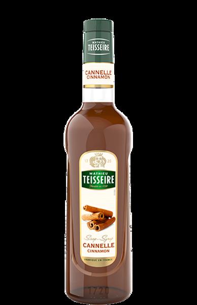 Kanēļu sīrups Teisseire 0.7L