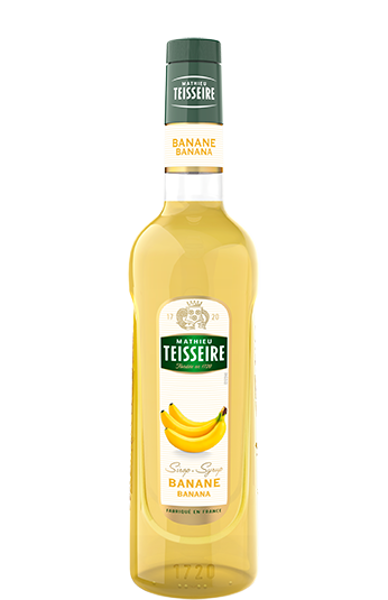 Banānu sīrups Teisseire 0.7L