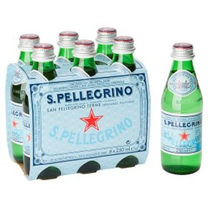 S.Pelegrinno 0.25ml gāzēts. stikls