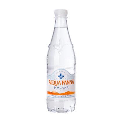 Acqua Panna negāzēts 0.5L PET